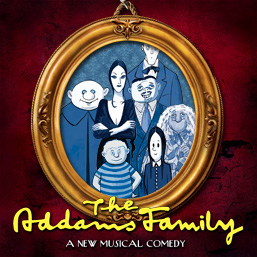 Image result for the addams family musical