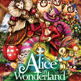 Alice in Wonderland (Prince Street Players' Version)
