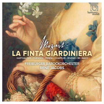 La Finta giardiniera, (The Pretended Garden-Girl)