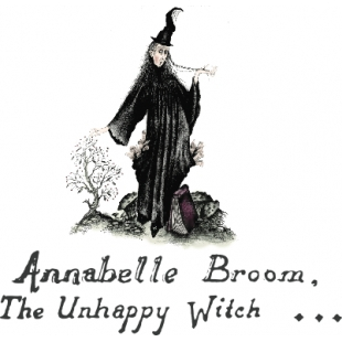 Annabelle Broom, The Unhappy Witch