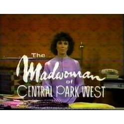 The Madwoman of Central Park West