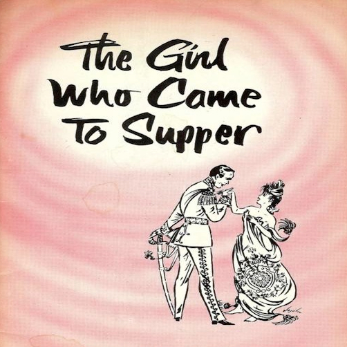 The Girl Who Came to Supper
