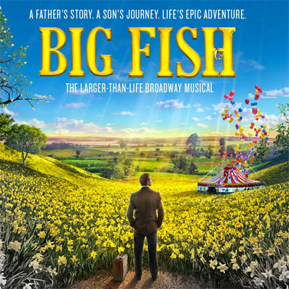 big fish musical characters stageagent