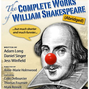 The Complete Works of William Shakespeare (Abridged) or The Compleat Wrks of Willm Shkspr (Abridged)