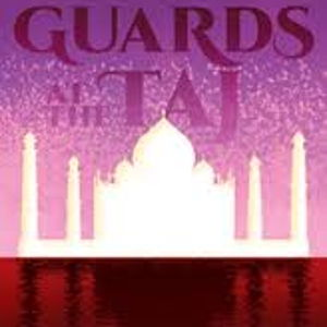 Guards at the Taj